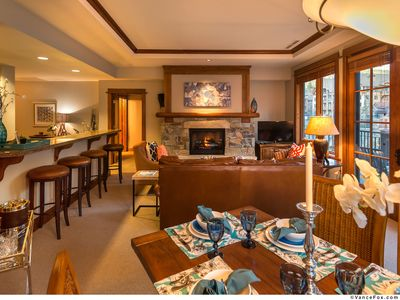 Photo for Sleeps 10, 3 bdrm starting at $329/nt in Northstar