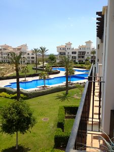 Photo for Hacienda Riquelme 2nd Floor Apartment With Large Terrace **Free WiFi**