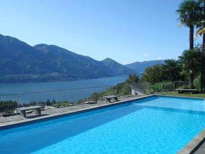 Photo for 1BR Apartment Vacation Rental in Contra, Locarno