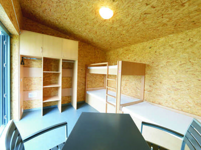Photo for Camping hut up to 3 persons - Hafencamp Senftenberger See - Accommodations