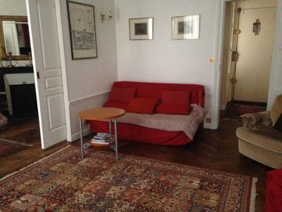 Photo for Paris 01 Les Halles: rent charming F3 in the heart of PARIS