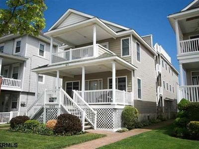 Photo for 2 Blocks from beach;  4BR, 3.5Bath;  Sleeps 12;  Rooftop Deck