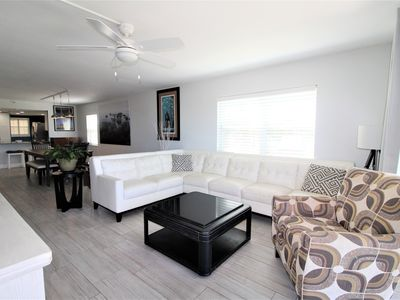 Photo for La Coquina #101 Madeira Beach 2 Bedroom 2 Bath Unit WIFI Pool Balcony With View Pet Friendly
