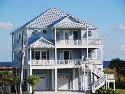 Photo for Brand New Luxurious Beachfront Home Next To Walkover