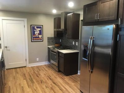 Photo for Beautiful Newly Finished 4 Bed 2 Bath w/ Huge Yard and Hot Tub