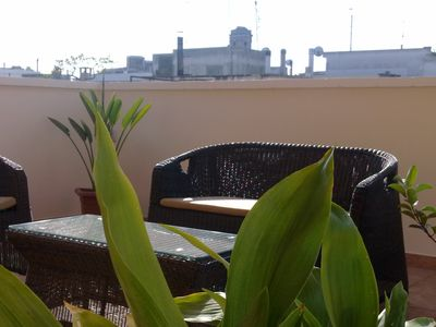 Photo for Nardò elegant functional holiday home beautiful terrace near the historic center