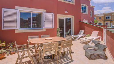 Photo for JUCCA, house 3 bedrooms, 2 terraces, pool, barbecue