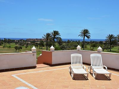 Photo for Vacation home VILLA SANDRA in Caleta de Fuste Antigua - 7 persons, 4 bedrooms