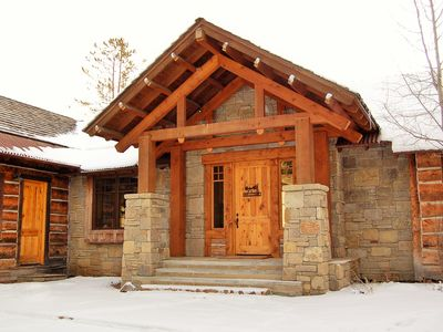 Photo for Luxurious home near skiing, Big Sky's Town Center, YC & SP Clubs - SPECIAL $
