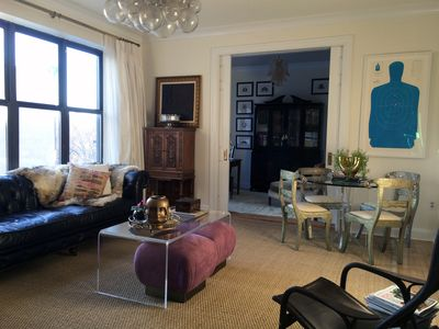 Photo for Light Filled Beautiful 2 Bedroom steps from Central Park, Upper West Side, NYC