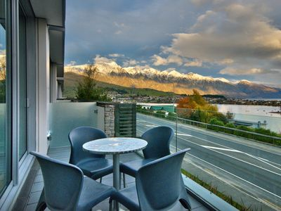 Photo for Central Queenstown Pounamu Apartment 203 - 1 Bedroom
