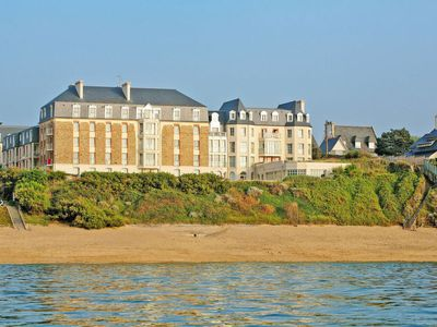 Photo for Apartment Reine Marine face mer T3 (ALO303) in Saint Malo - 6 persons, 2 bedrooms