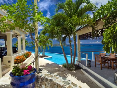 Photo for Absolutely Stunning 5***** Villa with Outstanding Views