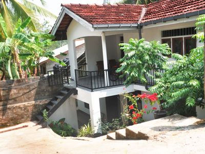 Photo for Holiday Villa Unawatuna Galle - 2.4 km from Japanese Peace Pagoda- Aircon-WiFi