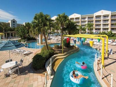 Photo for Beach Resort with Water Park - Spacious 2BR/2BA - Sleeps 8