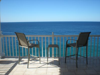 Photo for Luxury Top-Floor Beachfront Penthouse In The Heart Of Sosua