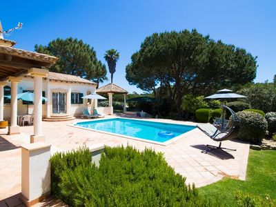 Photo for Vale do Garrao Villa, Sleeps 8 with Pool, Air Con and WiFi