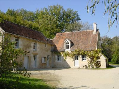 Photo for A haven of peace in the village of Montrésor (Châteaux de la Loire)