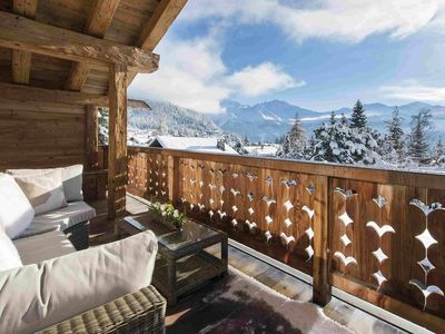 Photo for Breathtaking Views Chalet