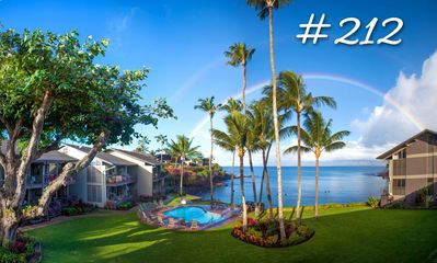 Photo for Seclusion & luxury in west Maui! Condo #212, 1 bdr+loft bdr, 2 ba, Oceanfront