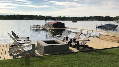 Photo for Paradise on Farwell Lake - Ready to create Michigan summer memories