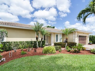 Photo for Beautiful Marco Island Home on the water with a pool