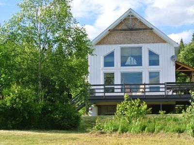 Photo for 4BR Chalet Vacation Rental in Petite-riviere-saint-francois, QC