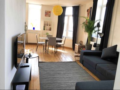 Photo for Live the locals life Apartment Antwerp centre