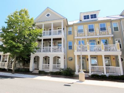 Photo for Perfect Water Views! Spacious & Pristine Townhome - Free Wi-Fi & Netflix!