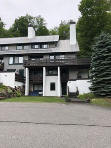 Photo for GORGEOUS COOLIDGE FALLS CONDO:  DIRECTLY ACROSS FROM LOON MTN- 5 MINUTE WALK!
