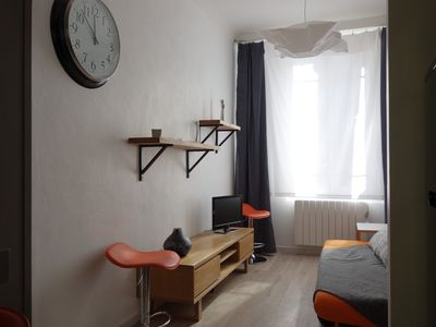 Photo for Very nice apartment in Port of Nice, cozy and modern