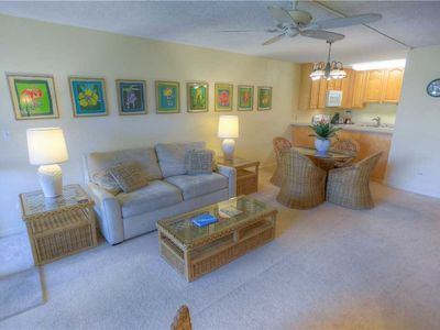 Photo for Kamaole Sands 6-107 - 1 Bedroom, Ground Floor Condo, Pool, Gym