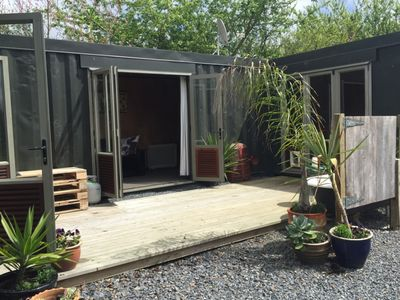 Photo for couples retreat, self contained container house
