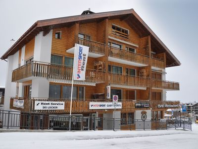 Photo for 1BR Apartment Vacation Rental in Basse-nendaz, Valais