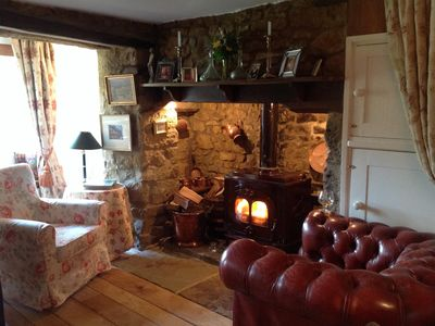 Photo for Traditional, original, cosy Cotswold Hideaway,  Getaway, A place to regenerate