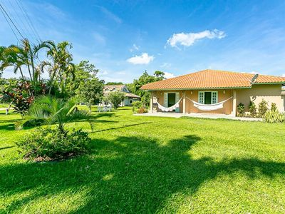 Photo for Beautiful and cozy newly renovated house 5min. from Canavieiras beach CANAS04I