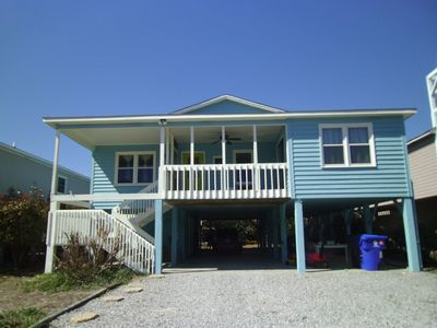 Family And Pet Friendly On the West End of Sunset Beach !