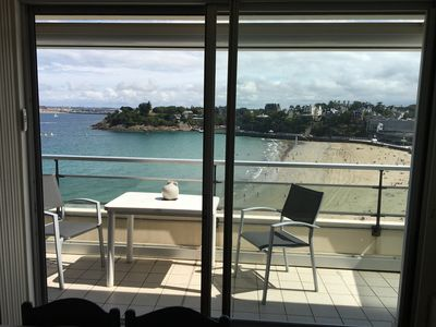 Photo for Dinard THE WATERFRONT VIEW SPECIAL PANORAMIC SEA