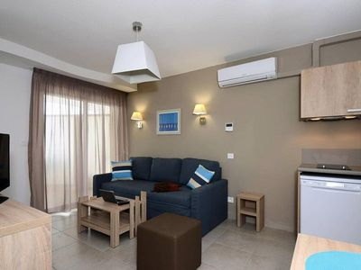 Photo for Résidence Odalys The White Lotus - 2 Rooms 4 People - Sea Side