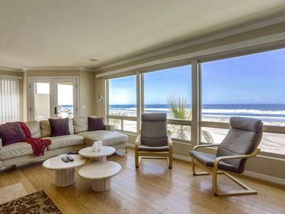 Photo for 🌊NEW OCEANFRONT LISTING! ☀️ Newly Remodeled Second Floor Condo with Panoramic Ocean Views