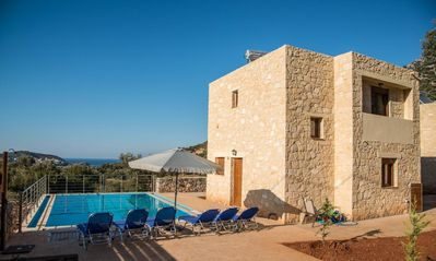 Photo for Holiday house Roumeli for 6 - 7 persons with 3 bedrooms - Holiday house