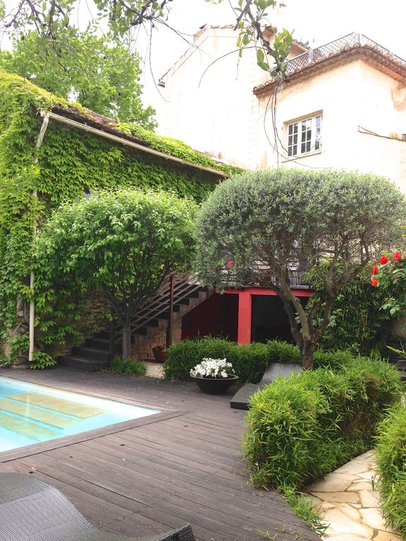 Ancient building renovated garden swimming pool promo 20 for Building a swimming pool in garden