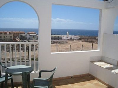 Photo for Large Studio Apartment With Panoramic Sea Views