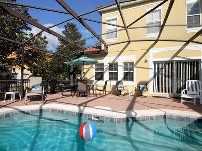 Photo for ***NEWLY RENOVATED*** Private Pool - Gated Resort - Near DISNEY