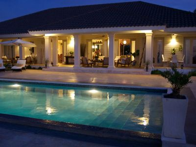 Photo for King Of The Hill - Luxury Villa With Infinity Pool And Sea Views Near Sosua