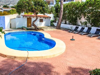 Photo for Pedro 6 - two story holiday home villa in El Portet