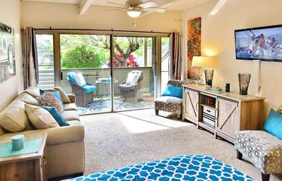 Photo for Enjoy Maui at this Gorgeous Studio Condo w/ AC - Footsteps to the Beach!!