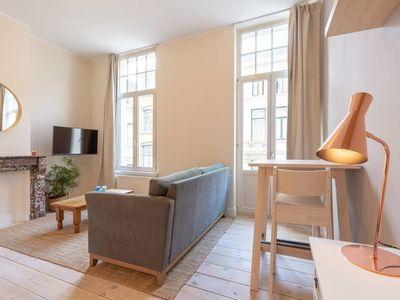 Photo for Studio apartment 1.3 km from the center of Antwerp with Internet (1025665)