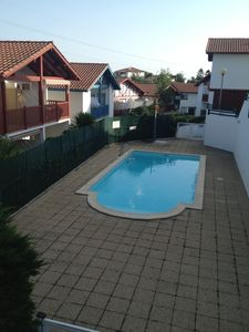 Photo for T2 ranked 2 * 5 pl terrace pool beach 10 min walk