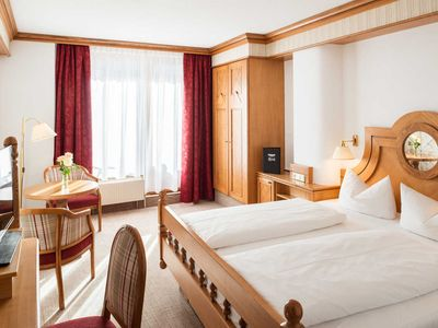 "Photo for Double room ""Feuerlilie"" - Hotel Tyrol am Haldensee"